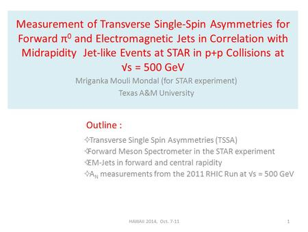 Measurement of Transverse Single-Spin Asymmetries for Forward π 0 and Electromagnetic Jets in Correlation with Midrapidity Jet-like Events at STAR in p+p.