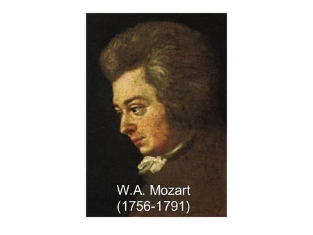 Quote: Albert Einstein once said that while Beethoven created his music, Mozart's was so pure that it seemed to have been ever-present in the universe,