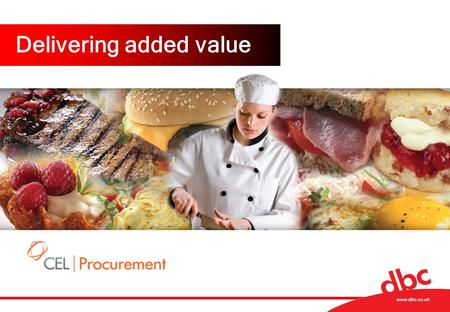 Delivering added value. Introduction Adding Value Products Operations Fair Trade Sustainability Summary & Questions Agenda.