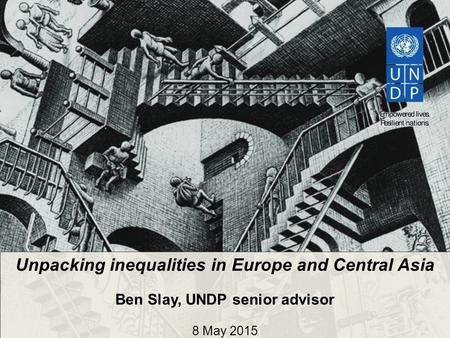 Unpacking inequalities in Europe and Central Asia