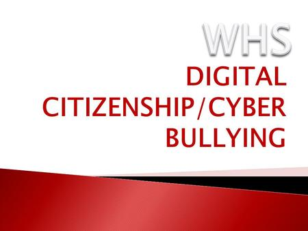DIGITAL CITIZENSHIP/CYBER BULLYING.  Privacy - Protect Personal Information  Respect – Avoiding Cyberbullying, Plagiarism, Downloading Music Appropriately.
