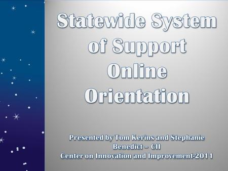 "Overview – Indistar® SSOS Online Web Tool in comparison to the publication "" Evaluating the Statewide System of Support"" Assessment Process Planning Process."