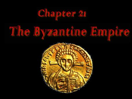 2 CHAPTER FOCUS SECTION 1Constantinople SECTION 2Justinian I SECTION 3The Church SECTION 4Decline of the Empire.