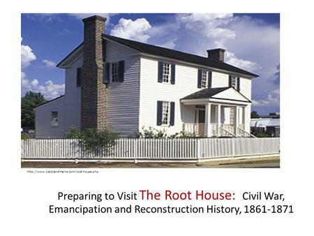 an overview of the bloodiest chapters of us history the civil war and the reconstruction Home » history » north america » overview of the reconstruction era in american history overview of the reconstruction era walter l civil war and.