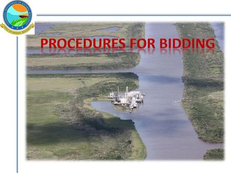 BID SUBMISSION PROCESS The bid submission process is divided into three (3) steps: 1.Confirm registered as a prospective leaseholder. Only those bidders.