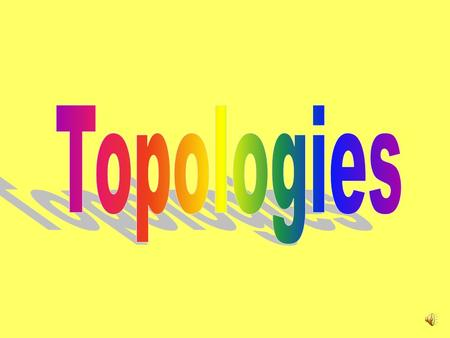 Logical & Physical Topologies A logical technology is how the hosts are connected logically example token Ring can be laid out in a physical star but.