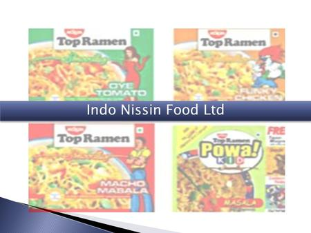 Indo Nissin Food Ltd.