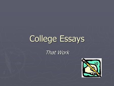 world you come from essay prompt Sample essays: before and after describe the world you come from—for example uc prompt #1 - after describe the world you come from — for example.
