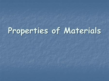 Properties of Materials. Free Write differentiate between chemical and physical properties differentiate between chemical and physical properties list.