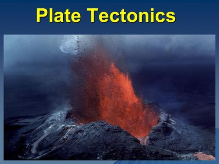 Plate Tectonics. Plate Boundaries  There are 3 main plate boundaries:  1) Convergent Boundary  2) Divergent Boundary  3) Transform Boundary.
