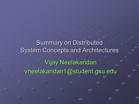 endeca technologies case study