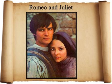 romeo and juliet ancient grudge