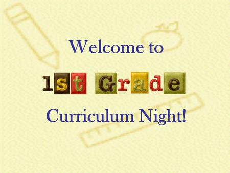 Welcome to Curriculum Night!. The Basics School phone number: 860-663-1121 School Starts: 8:40 School Ends: 3:25 Tardy students must go to the office.