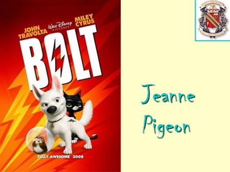 Jeanne Pigeon. Table of contents Slide 1 : Title Slide 2 : Table of contents Slide 3 : Movie summary Slide 4 : Company Slide 5 : Movie facts Slide 6 :