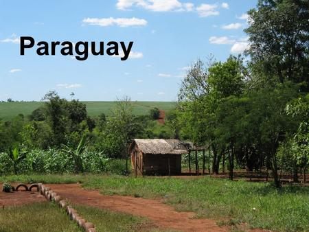 Paraguay. Summer: October-March January-average temp 95⁰ Winter: April-September July-average temp 70⁰ Rainfall: Paraneña region-60 per year Chaco.