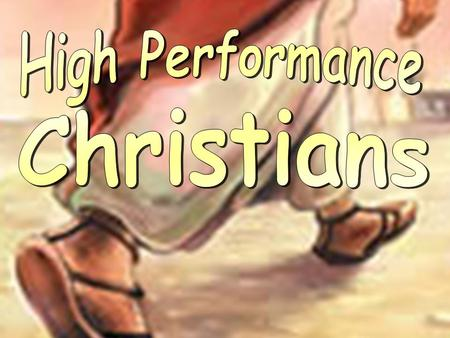 K.C. Irving High Performance Christians Must… Set a Direction.