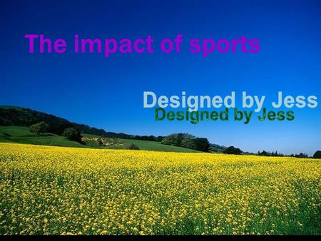 The impact of sports. volleyballbasketball swimming football.