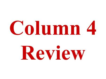 Column 4 Review. Two important labor union leaders were ******* ********* and ******* ****