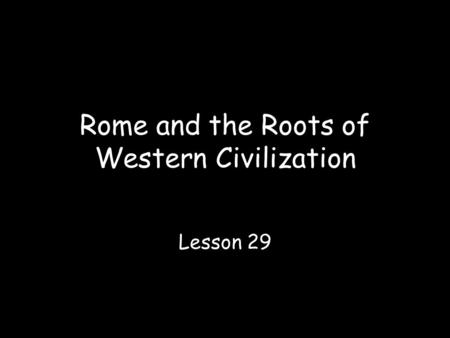 the contributions of the romans and greeks to the western civilization It would have to be the romans who made the most significant contributions to western civilization the greeks first came up with the kernel of democracy, but the romans took it, improved.