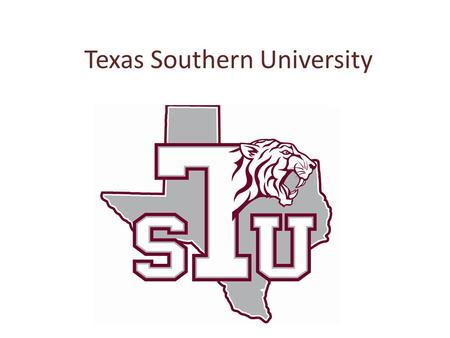 Texas Southern University. Map History Founded: September 14, 1927 Founded By: Houston Public School Board The school started out as Houston College.