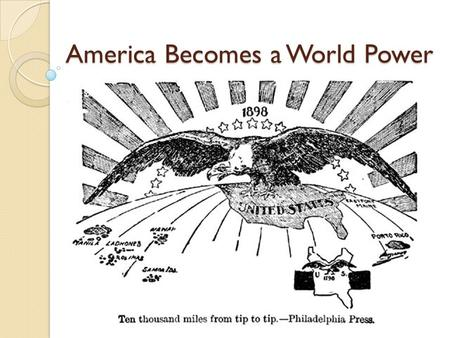 american imperialism world domination Industry and trade are two of the most prevalent factors unique to imperialism american  world domination,  world war, some of the american imperialism.