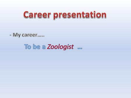 Zoology is a branch of biology that focuses on the study of animals. It is concerned with all aspects of animal life, including the origins, behaviours,