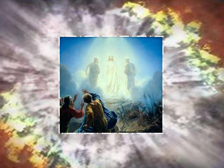 2 Peter 1:16-18 16 we...were eyewitnesses of his majesty. 17 For he received from God the Father honour and glory, when there came such a voice.