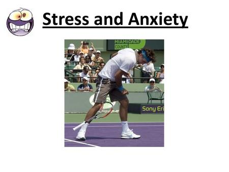 Stress and Anxiety. Definitions of Stress Used to describe negative feelings a person experiences in a potentially threatening situation. Seyle (1956)