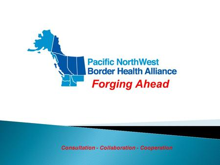 Forging Ahead Consultation - Collaboration - Cooperation.