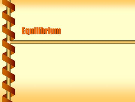 Equilibrium. Force Force is  A push or pull on an object.  A vector with magnitude and direction. Force is not  Energy.  Power.  Momentum.  Velocity.