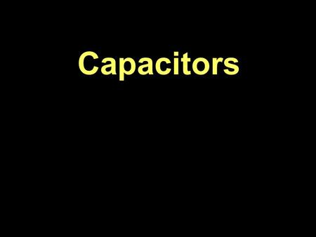 Capacitors. What is a capacitor? Electronic component Two conducting surfaces separated by an insulating material Stores charge Uses –Time delays –Filters.