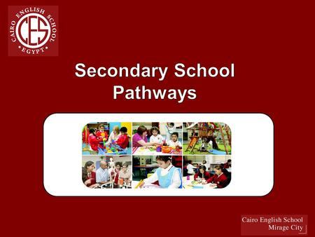 Secondary School Key Features Individual subject teachers Subject specialists in every subject Homework Testing and Exams Regular reporting Refined pastoral.