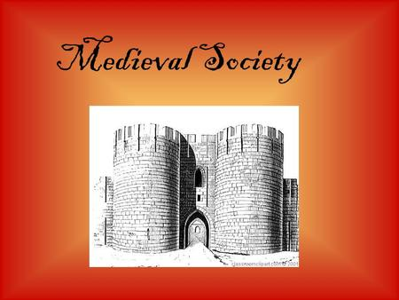 Medieval Society. Who's in charge? In 1066, William the Conqueror set sail and crossed 50 miles from Normandy to the coast of England. William defeated.