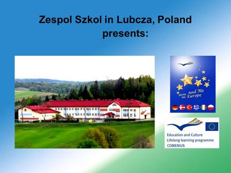 Zespol Szkol in Lubcza, Poland presents:. Sources of energy in Poland non-renewable renewable.