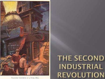 1 st Industrial Revolution (Differences) Similarities2 nd Industrial Revolution (Differences)