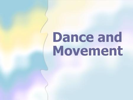 Dance and Movement. WHY MOVE? Our bodies are designed to move. Some people think best when they are moving. To engage diverse types of learners fully.