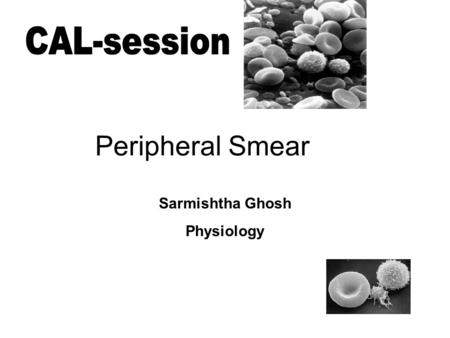 Sarmishtha Ghosh Physiology
