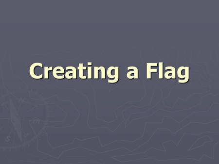"Creating a Flag. United States ""stars and stripes"" flag symbolism ► The 50 stars on the flag represent the 50 states of the United States of America."