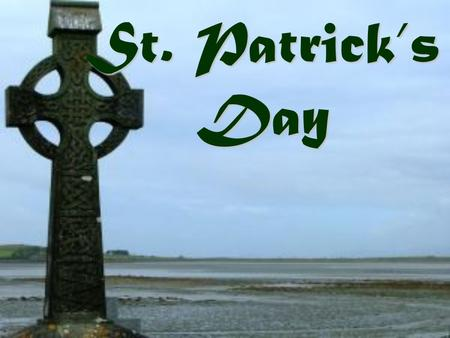 St. Patrick's Day. Who was St. Patrick? St. Patrick, the patron saint of Ireland, is one of Christianity's most widely known figures. But for all his.
