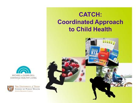CATCH: Coordinated Approach to Child Health. Why CATCH? Obese Children and Adolescents: NHANES Equal or greater than 95% age/sex CDC Growth Charts Sources: