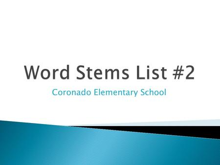 Coronado Elementary School.  Monarchy – Government run by a single authority or person. Anarchy – Society without law or government Hierarchy – System.