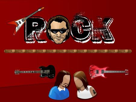 Rock first started in the 1950s- 60s in Great Britain, England. Rock is a fast type of music. There are a lot of types of rock.(Classic Rock, Hard Rock...)