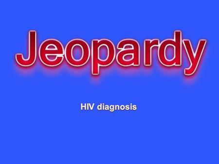 HIV diagnosis (general) ImmunoassaysNAT (PCR) 10 20 30 40 50.