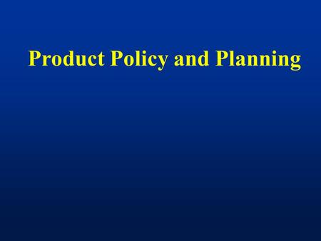 Product Policy and Planning. Major Categories U.S. Exports Category Percentage Services Total 28.5 Travel (hotels, etc) 8.7 Transportation (fares, freight,