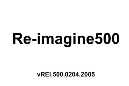Re-imagine500 vREI.500.0204.2005. South Korea just became … <strong>in</strong> 2004 … earth's #1 ship builder, edging out Japan. Wow! Congrats! But China (where else!)
