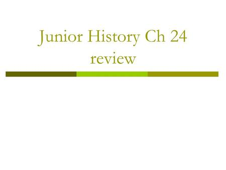 Junior History Ch 24 review.  IBM- Developed the first successful commercial computer in 1954  Microchip a tiny fragment of silicon containing a complex.