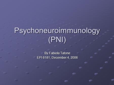 psychoneuroimmunology case essay Admission essays annotated bibliography  humor and physical health  the main themes that have been used include 'psychoneuroimmunology' and it explains how .