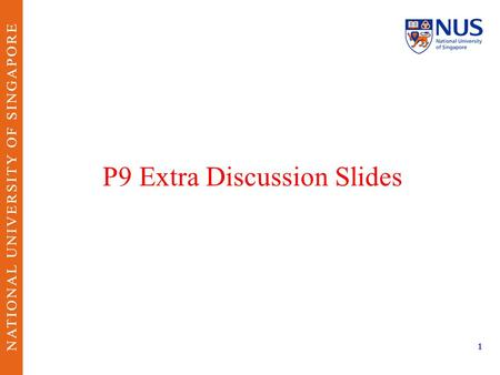 1 P9 Extra Discussion Slides. Sequence-Structure-Function Relationships Proteins of similar sequences fold into similar structures and perform similar.