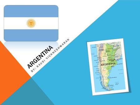 ARGENTINA BY: KAUSI VICKNESHWARAN. INDEX CITIES IN ARGENTINA FAMOUS LANDMARK POPULAR ASPECTS FOOD FROM ARGENTINA INTRESTING FACTS ANIMALS FROM ARGENTINA.