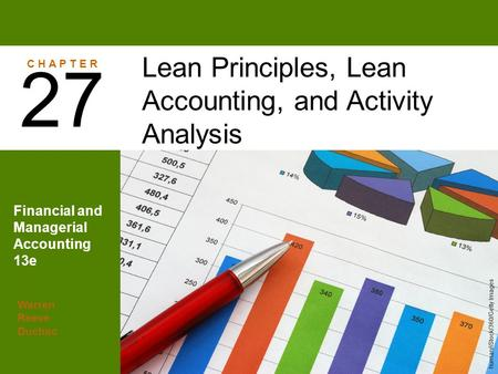 27 Lean Principles, Lean Accounting, and Activity Analysis